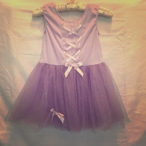 Other - Little Girls Purple Princess Dress